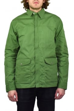 Greenland Zip Shirt Jacket (Fern)