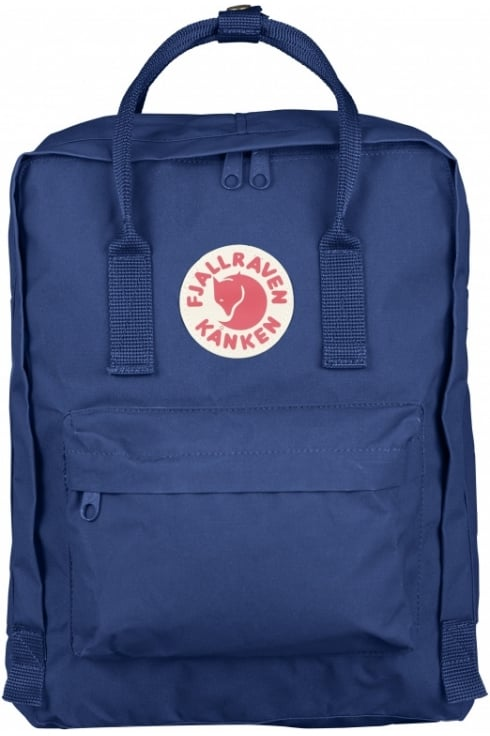Fjällräven Kånken Backpack (Deep Blue)