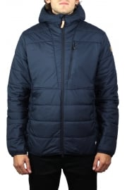 Keb Padded Hooded Jacket (Night Sky)