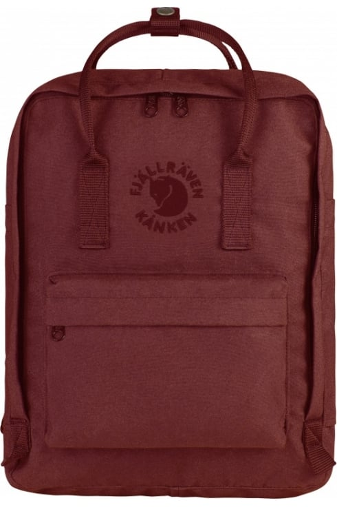 Fjällräven Re-Kånken Backpack (Ox Red)