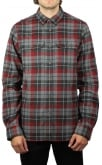 Fjällräven Singi Heavy Flannel Shirt (Dark Grey)