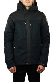 Skogsö Padded Jacket (Dark Navy)