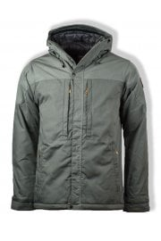 Skogsö Padded Jacket (Thunder Grey)