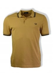 Twin Tipped Polo Shirt (1964 Gold)