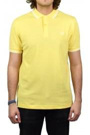 Twin Tipped Polo Shirt (1964 Yellow)