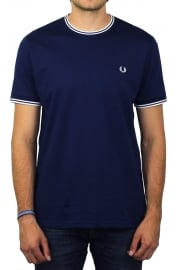 Twin Tipped T-Shirt (Medieval Blue)