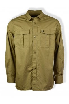 Utility Overshirt (Elmwood)