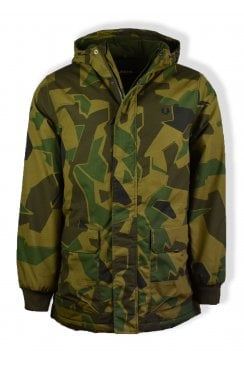 x Arktis Stockport Jacket (Woodland Camo)