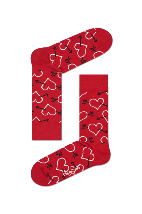 Happy Socks Arrow & Heart Socks