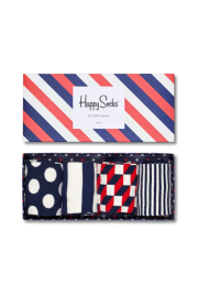 'Big Dot' Gift Box (4 Pack of Socks)