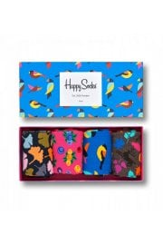 Forest Gift Box (4 Pack of Socks)
