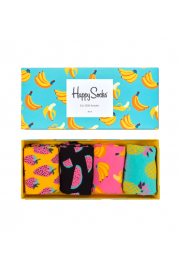 Fruit Socks Gift Box (4 Pack of Socks)