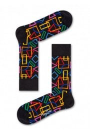 Geometric Socks