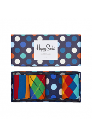 Mix Socks Gift Box (4 Pack of Socks)