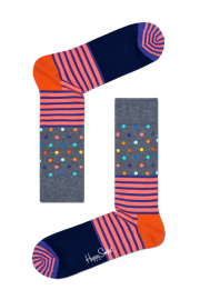 Stripes and Dots Socks