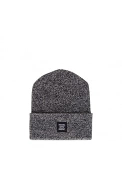 Abbott Beanie (Heathered Black)