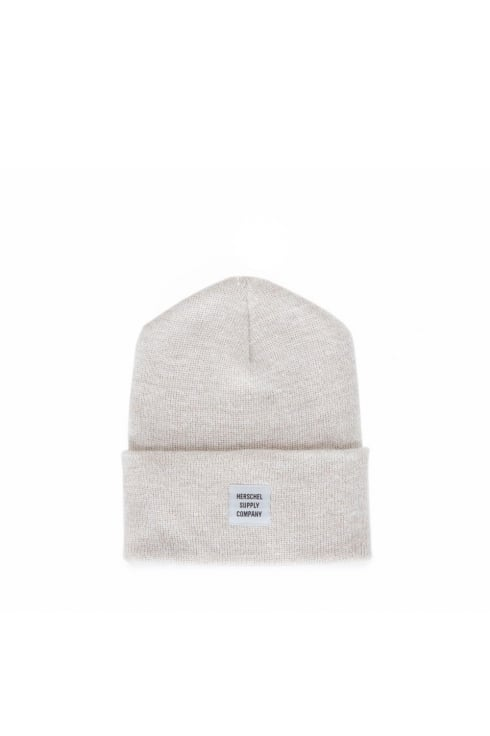 Herschel Supply Co Abbott Beanie (Heathered Oatmeal)