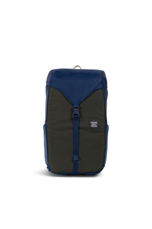 Herschel Supply Co Barlow Medium Backpack (Peacoat/Forest Night)