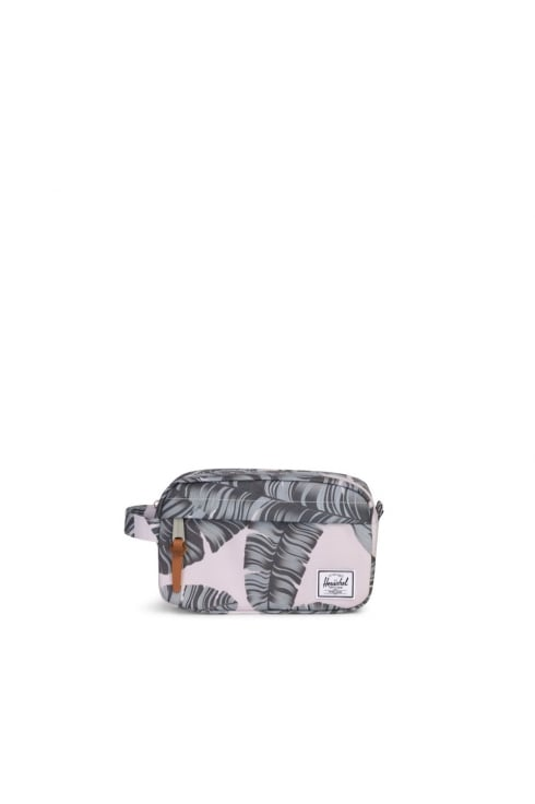 Herschel Supply Co Chapter Carry-On Washbag (Silver Birch Palm)