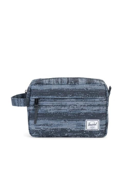 Herschel Supply Co Chapter Washbag (White Noise)