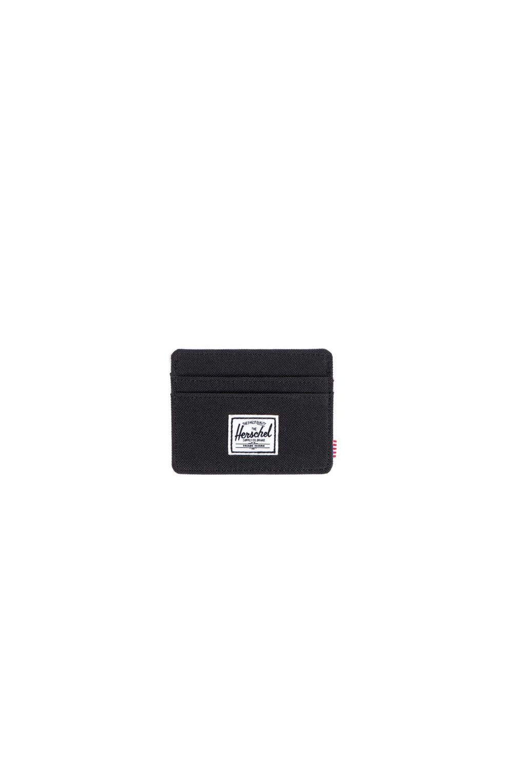 34f2ada94403 Herschel Supply Co. Charlie RFID Wallet (Black)