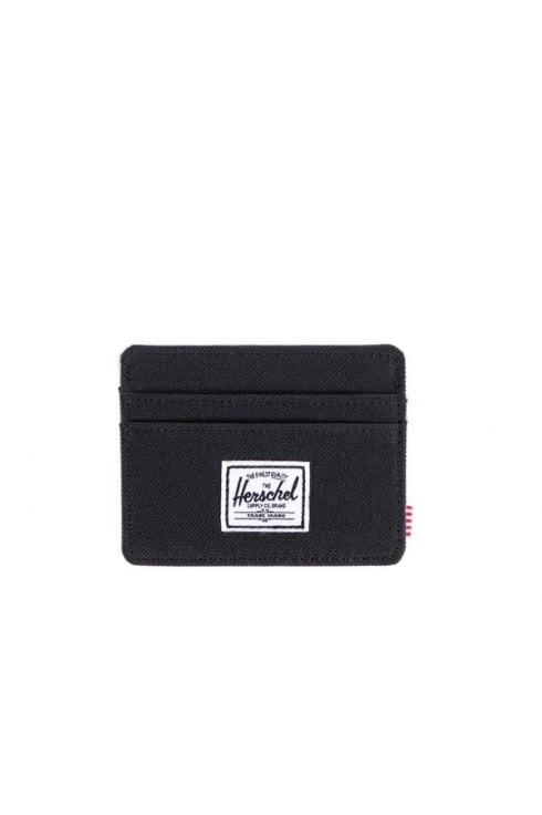 Herschel Supply Co Charlie RFID Wallet (Black)