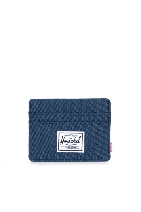 Herschel Supply Co Charlie RFID Wallet (Navy)