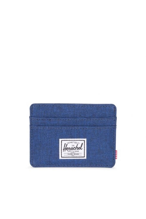 Herschel Supply Co Charlie Wallet (Eclipse Crosshatch)