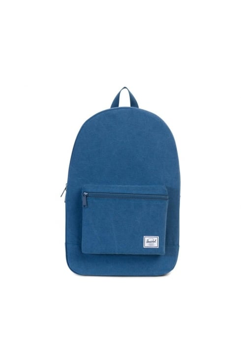 Herschel Supply Co Daypack Cotton Casuals Packable Backpack (Navy)