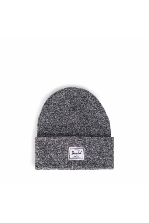 Herschel Supply Co Elmer Beanie (Heathered Black)