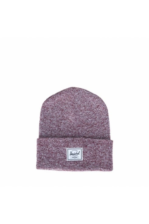 Herschel Supply Co Elmer Beanie (Heathered Red)