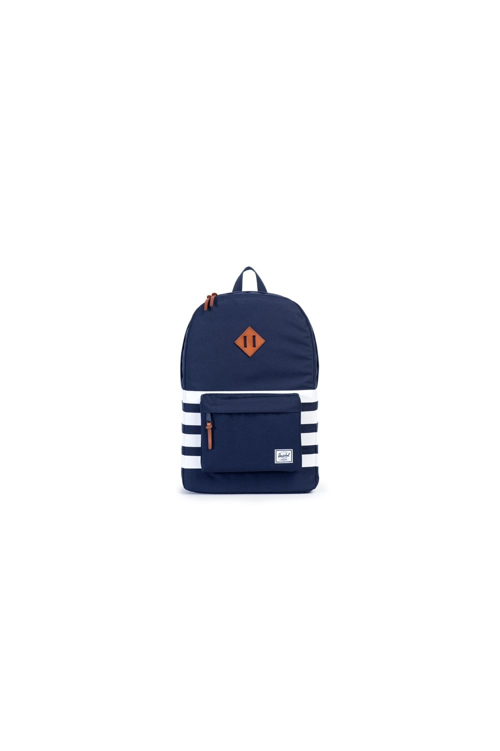 f612eb5d43e Herschel Supply Co Heritage Backpack (Peacoat Offset)