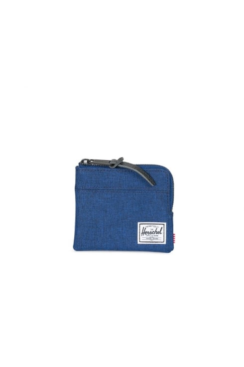 Herschel Supply Co Johnny RFID Wallet (Eclipse Crosshatch)
