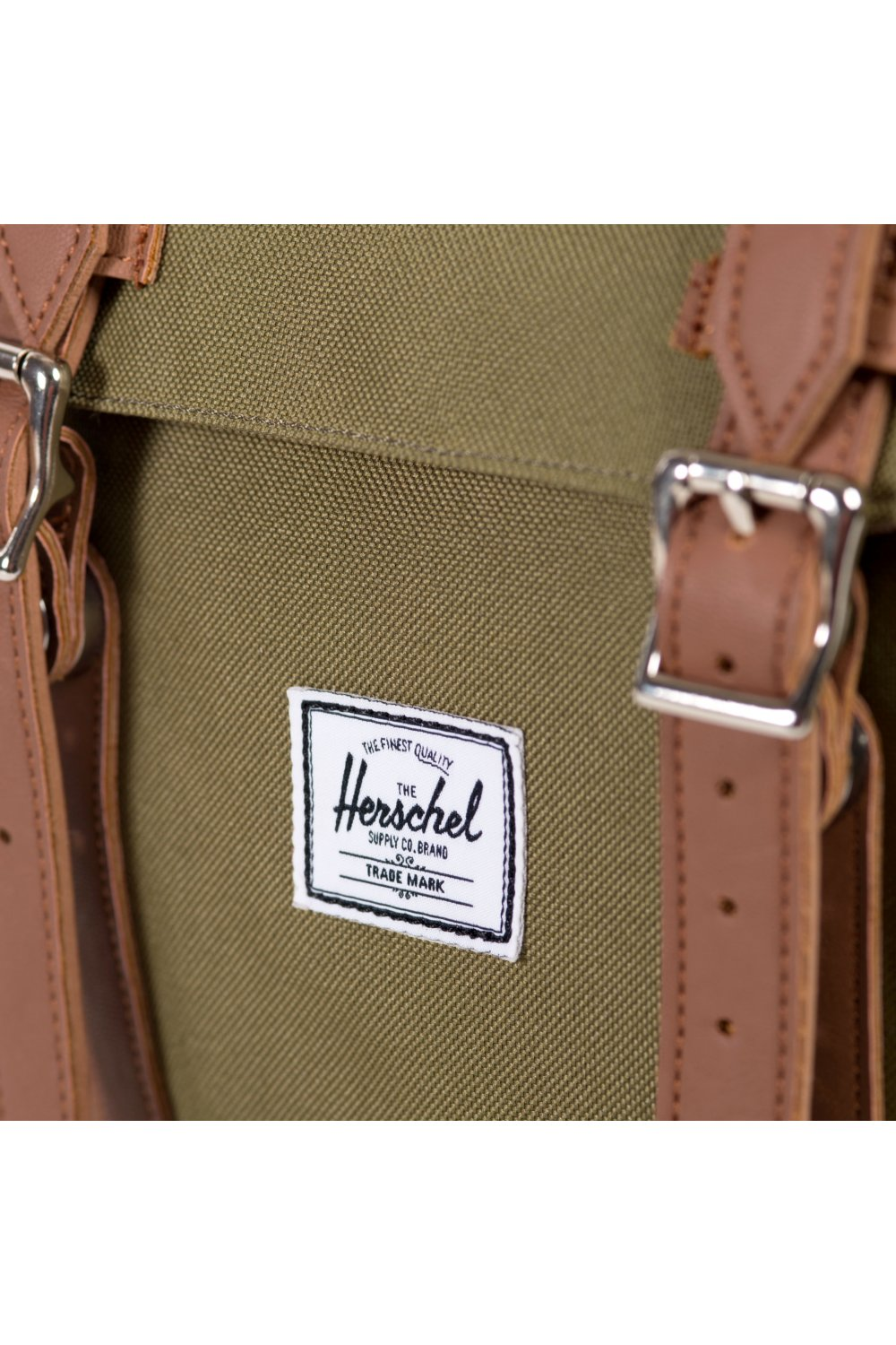 Herschel Supply Co Little America Backpack (Army Green ... 61c5d324c61eb