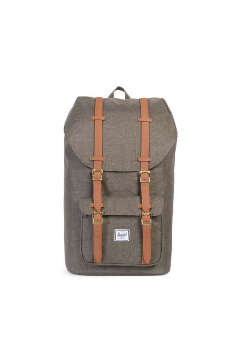 Herschel Supply Co Little America Backpack (Canteen Crosshatch)