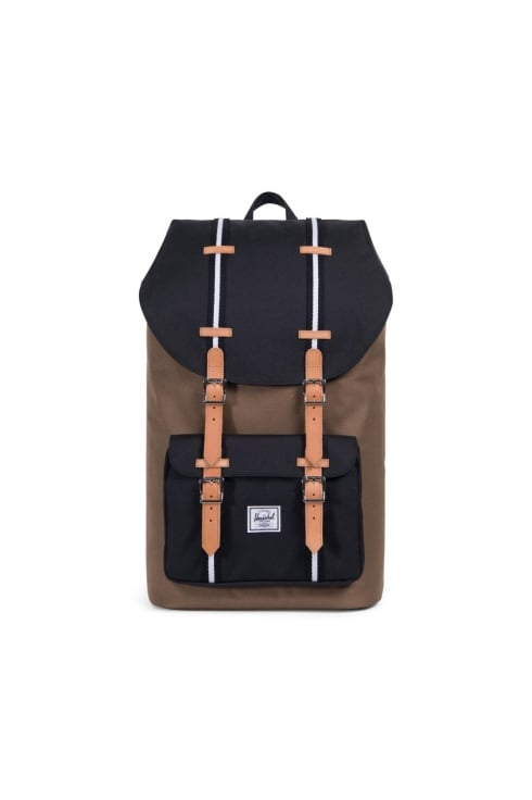 Herschel Supply Co Little America Backpack (Cub/Black/White - Offset Collection)
