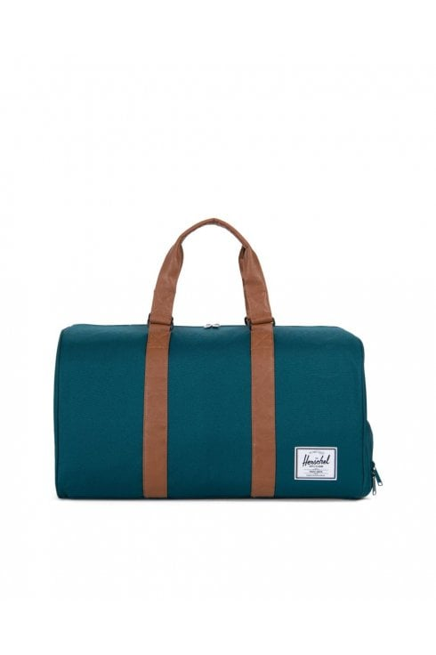 Herschel Supply Co Novel Duffle Bag (Deep Teal/Tan)