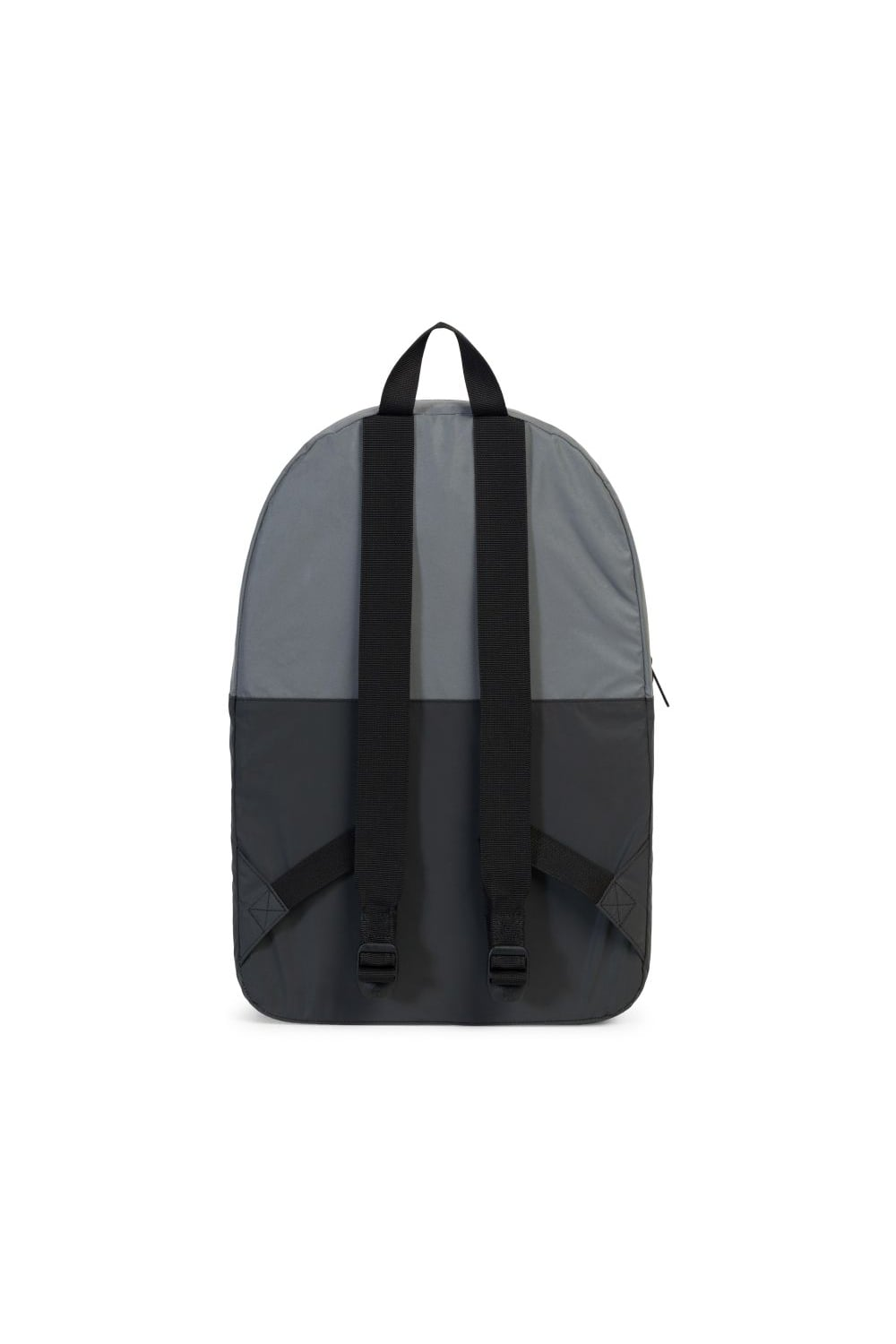 Herschel Supply Co. Packable Daypack (Silver Reflective Black ... 17328737a70a0