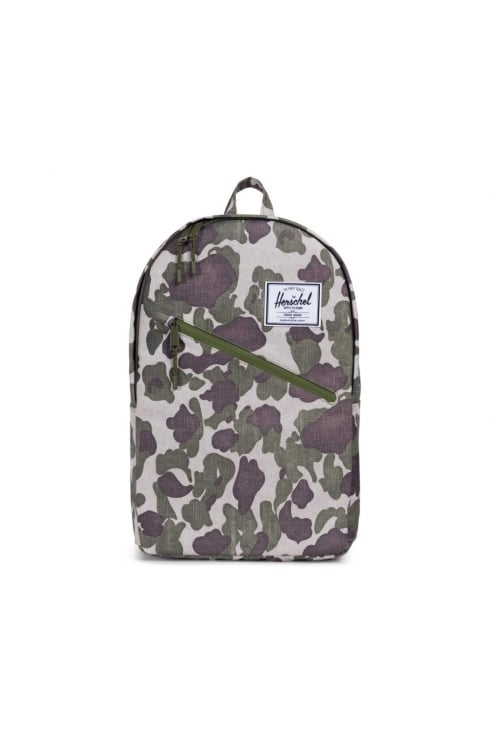 Herschel Supply Co Parker Backpack (Frog Camo)