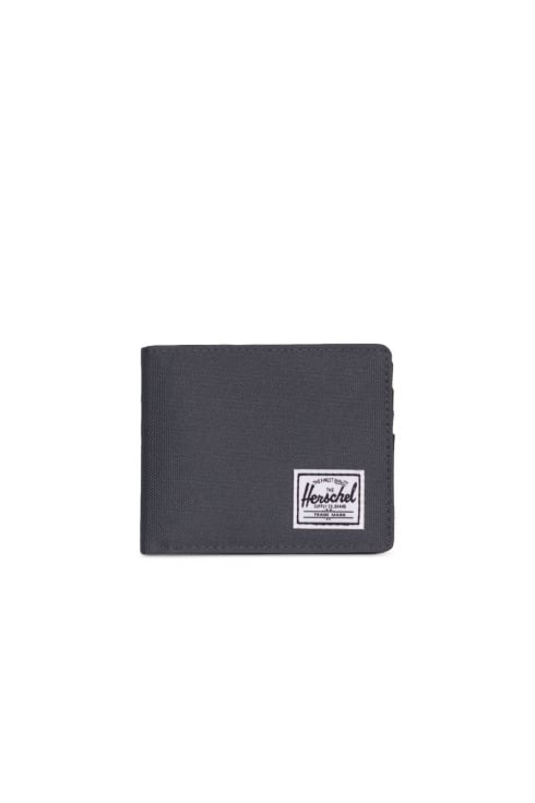 Herschel Supply Co Roy RFID Wallet (Dark Shadow/Black)