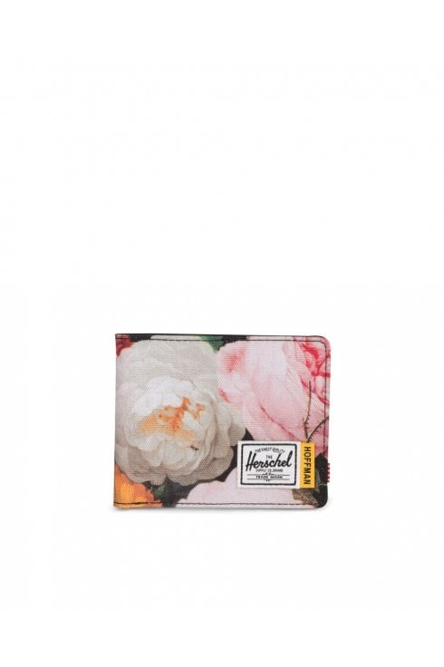 Herschel Supply Co Roy Wallet (Fall Floral - Hoffman)