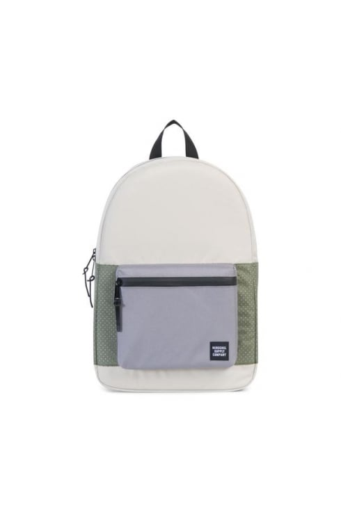 Herschel Supply Co Settlement 'Aspect' Backpack (Pelican/Deep Lichen Green/Black)