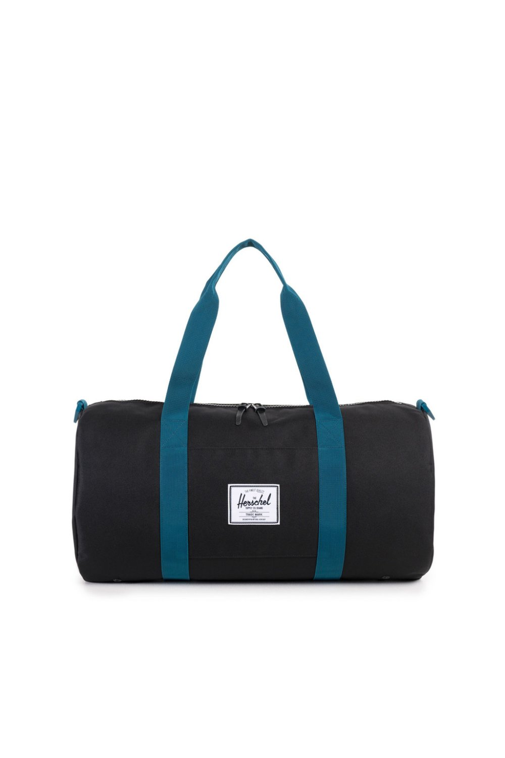f88c0f2a8a09 ... Herschel Supply Co Sutton Mid-Volume Duffle Bag (Black Ink Blue). Tap  image to zoom. Sutton Mid-Volume Duffle Bag (Black Ink Blue)