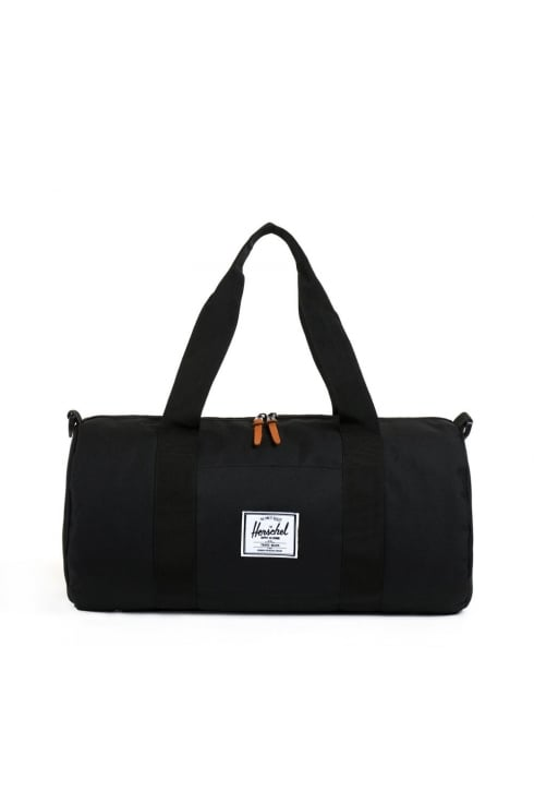 Herschel Supply Co Sutton Mid-Volume Duffle Bag (Black)