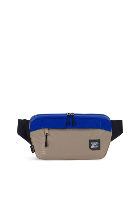 Herschel Supply Co Tour Medium Hip Pack (Black/Brindle/Surf the Web)