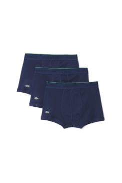 3-Pack Boxer Trunks (Dark Blue)