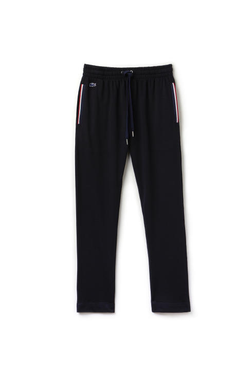 Lacoste Melange Lounge Pants (Navy)