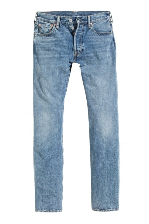 Levi's 501 Original Fit 'Warp Stretch' Jeans (Crosby)