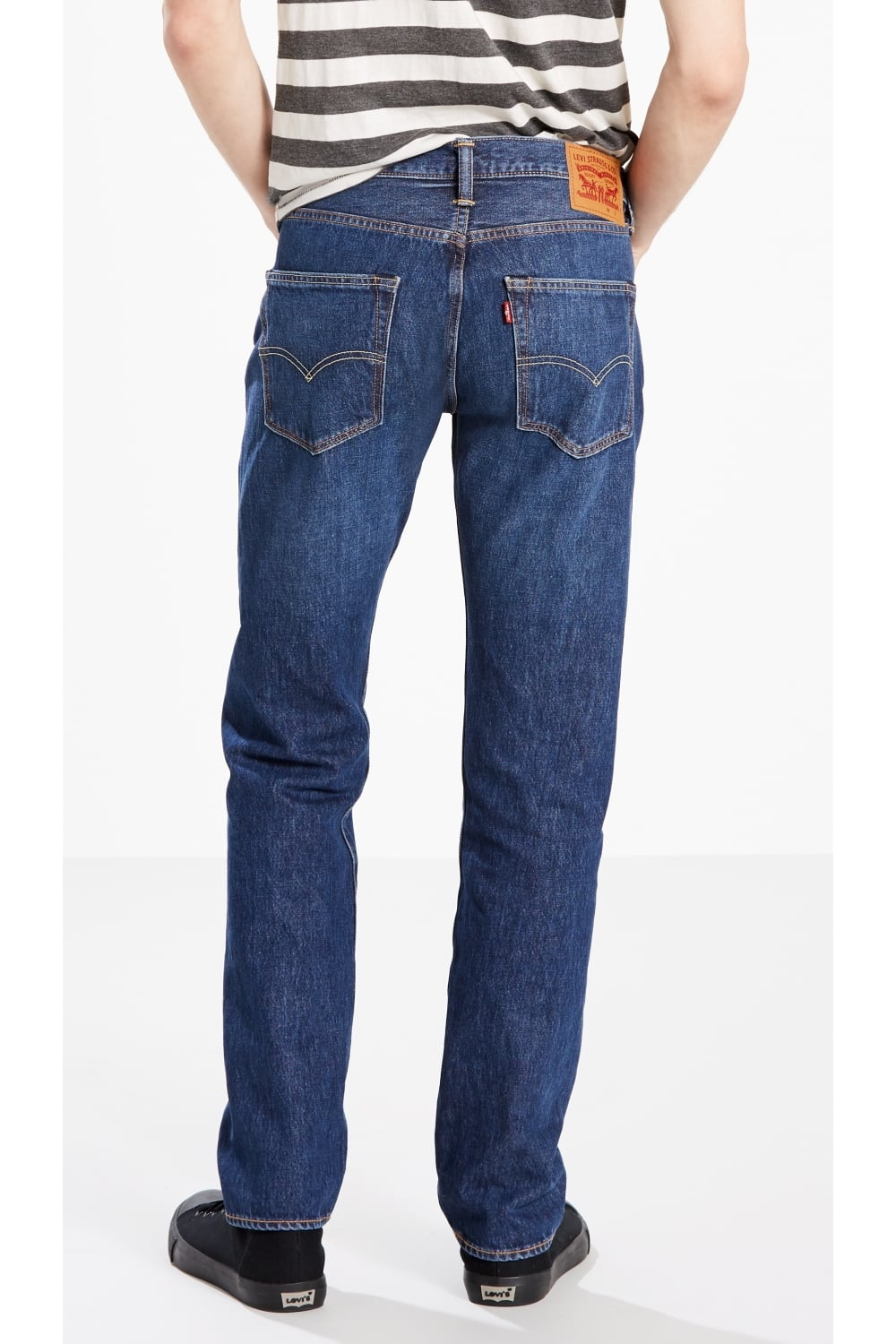 Levi's Fit 501 Original subway Station Stretch' Jeans 'warp xpU1qx