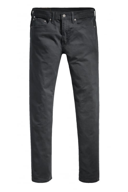 Levi's 502 Regular Tapered Chinos (Carbon Indigo Soft Wash)